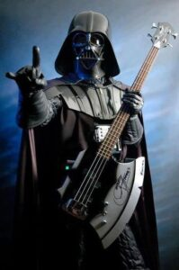 Rock and Star Wars